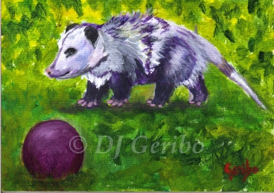 playing-possum-painting-by-artist-dj-geribo.jpg