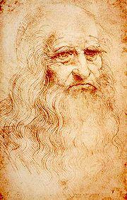 Leonardo DaVinci - Self Portrait
